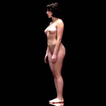 under the skin naked