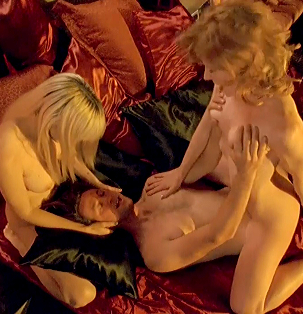 Alison Whyte Sex bojana novakovic and alison whyte threesome in satisfaction