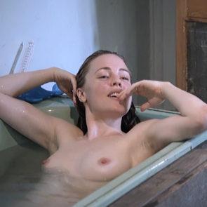 Melissa George Nude Boobs In The Slap Series