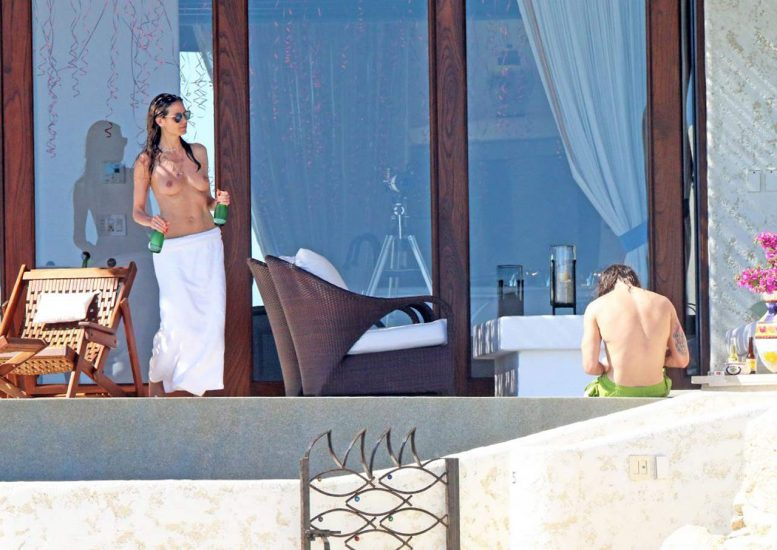Heidi Klum Nude and Topless LEAKED Pictures 4