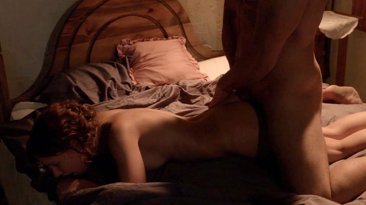 Lucy Lawless nude bath sex scene  Scandal Planet