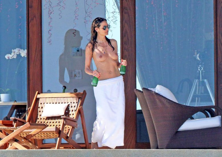 Heidi Klum Topless