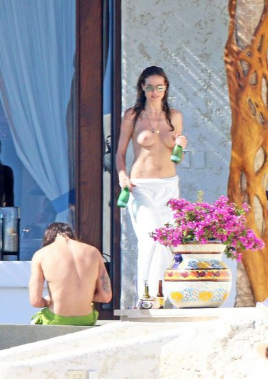 Heidi Klum Nude and Topless LEAKED Pictures 11