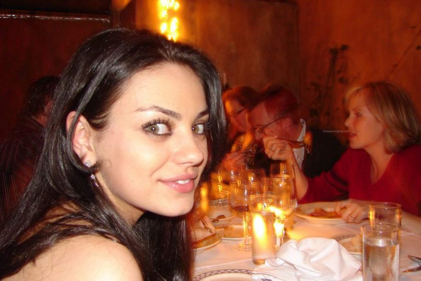 Mila Kunis Nude LEAKED Private Pics & Porn Video From Her Cell Phone 15