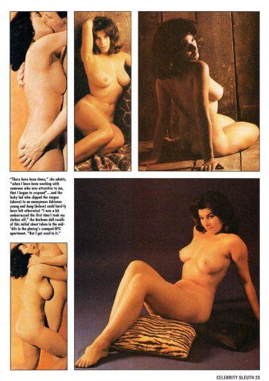 Adrienne  nackt