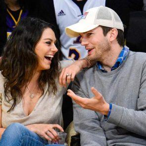 Mila Kunis Nude LEAKED Private Pics & Porn Video From Her Cell Phone 4
