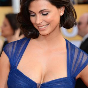 Morena baccarin nude tits pussy real