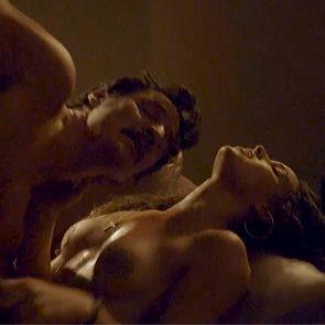 Adria Arjona Nude Sex Scene In Narcos Series