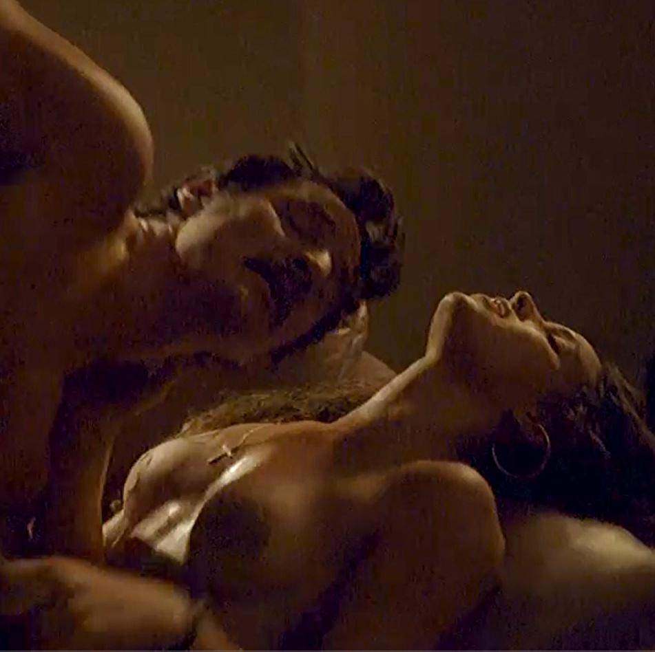 Narcos sex scene