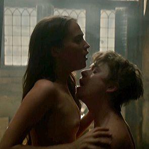 Alicia Vikander Nude Sex Scene In Tulip Fever Movie