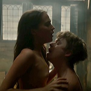 Alicia Vikander Nude Sex Scene In Tulip Fever Movie