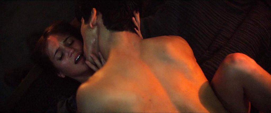 Alicia Vikander Nude Pics & Sex Scenes Compilation 18