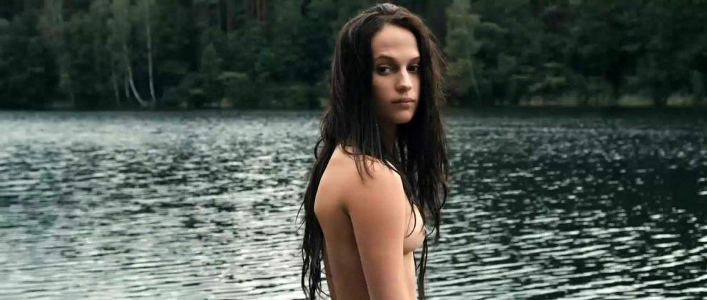Alicia Vikander Nude Pics & Sex Scenes Compilation 26
