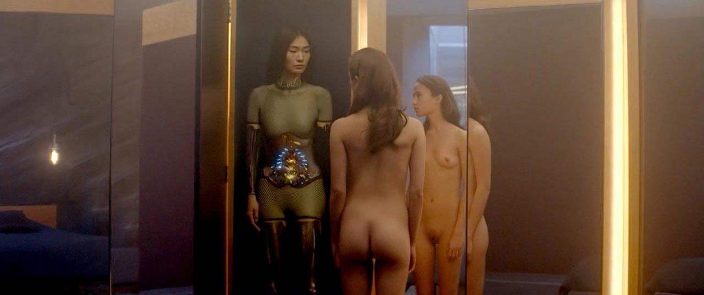 Alicia Vikander Nude Pics & Sex Scenes Compilation 14