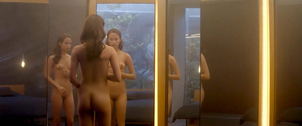 Alicia Vikander nude pussy and butt