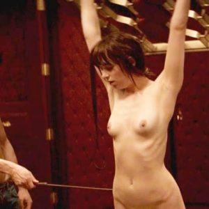 Dakota Johnson Tied and Nude In Sex Scene From 'Fifty Shades of Grey'