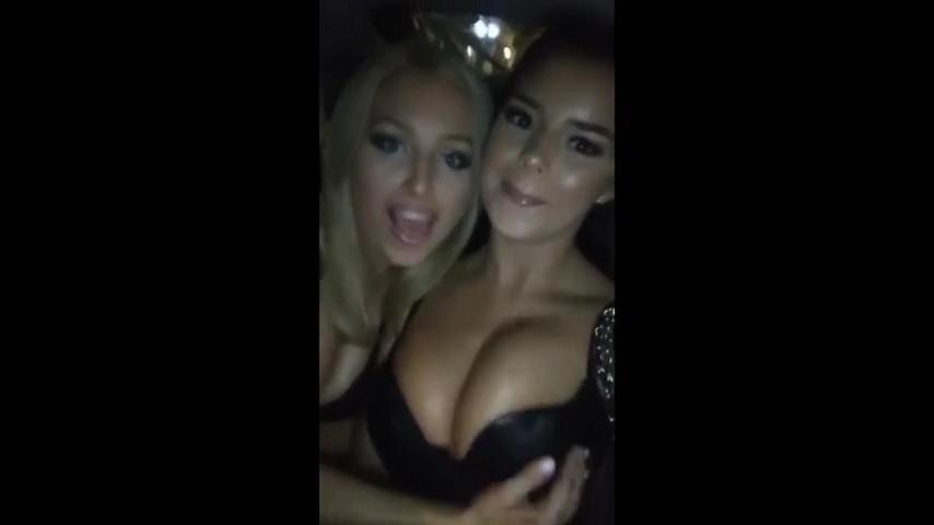 Threesome lesbiana fucker naked
