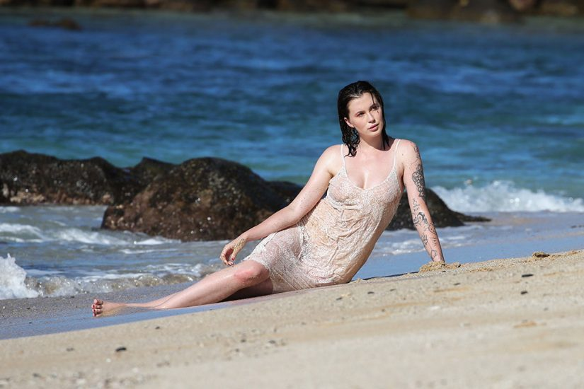 Ireland Baldwin Nude & Topless Pics And Porn Video 68