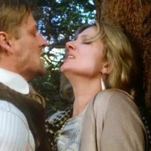 Joely Richardson Intense Sex In The Forest From Lady Chatterley Movie