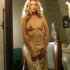 Joely Richardson Nude Boobs And Nipples In Lady Chatterley Movie