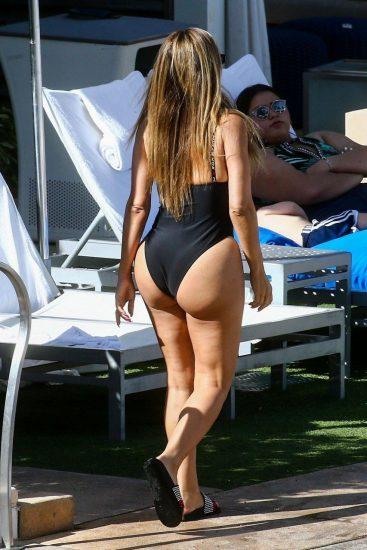 Larsa Pippen huge ass