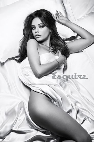 Mila Kunis Nude LEAKED Private Pics & Porn Video From Her Cell Phone 56