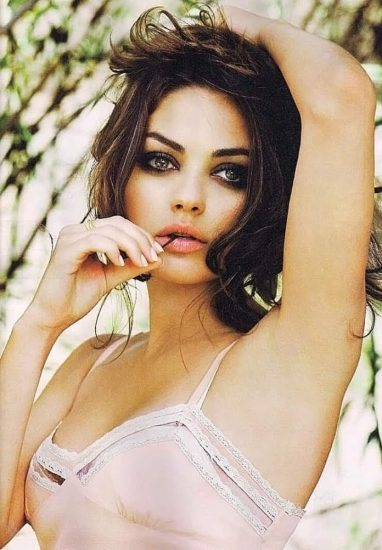 Mila Kunis Nude LEAKED Private Pics & Porn Video From Her Cell Phone 71