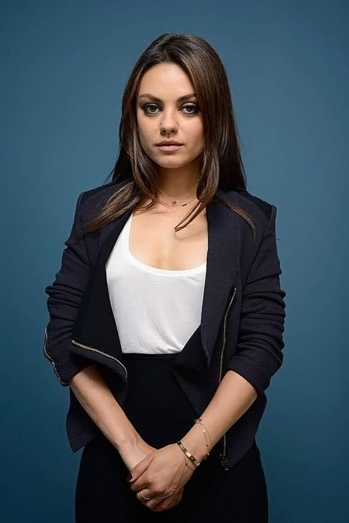 Mila Kunis Nude LEAKED Private Pics & Porn Video From Her