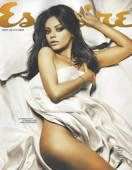 Mila Kunis Nude LEAKED Private Pics & Porn Video From Her Cell Phone 75
