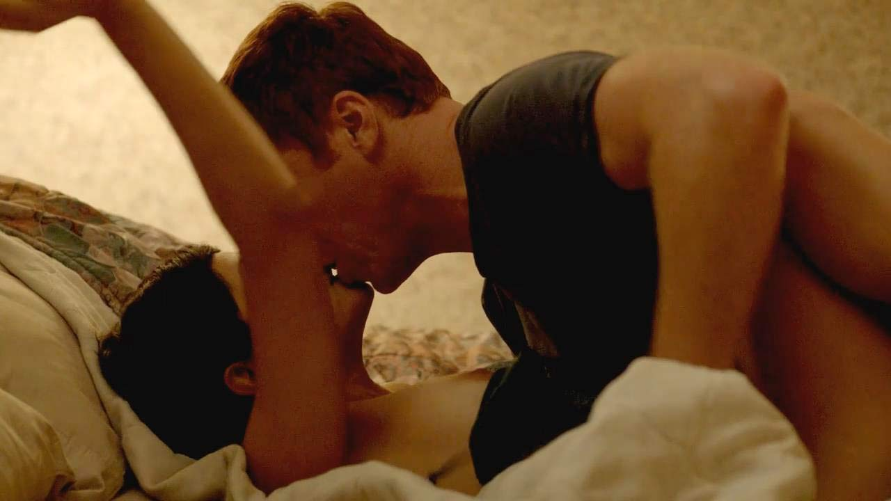 All Homeland Sex Scenes morena baccarin nipples in 'homeland' series - scandal planet