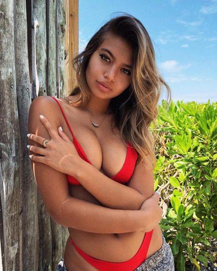 Sofia Jamora Nude & Topless LEAKED Images 61