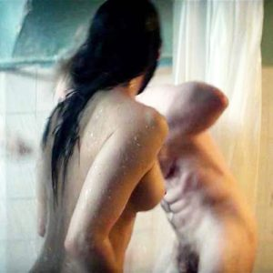 Jennifer Lawrence Naked Tits In Shower From 'Red Sparrow' Movie