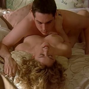 Robin Tunney Nude Boobs And Sex In Investigating Sex Movie