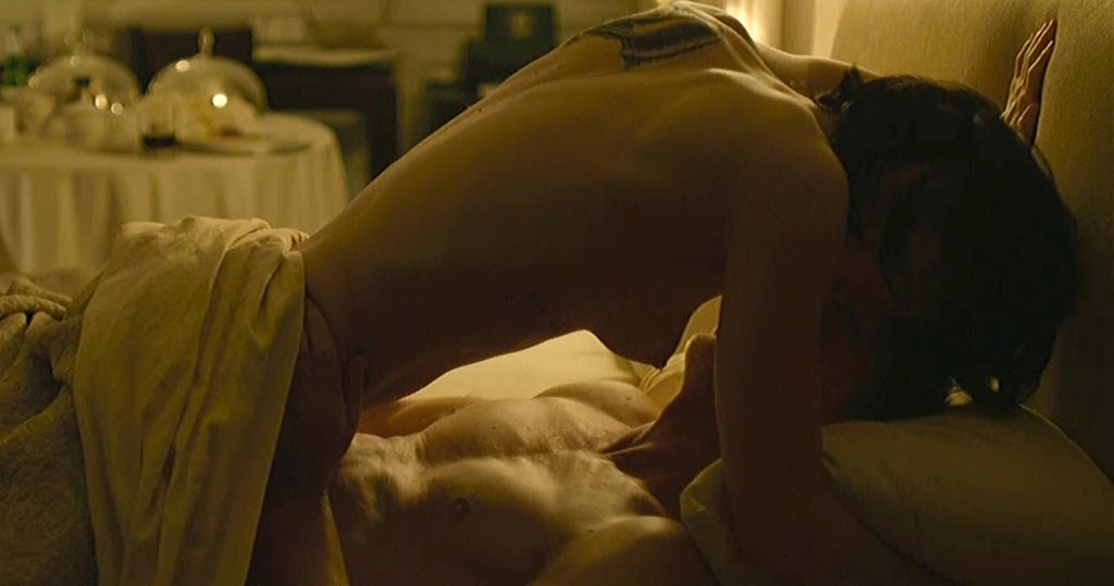 Rooney Mara Nude Sex Scene In The Girl With The Dragon Tattoo Movie