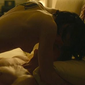 rooney mara sex scene