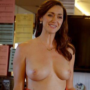 scene nude Sarah power
