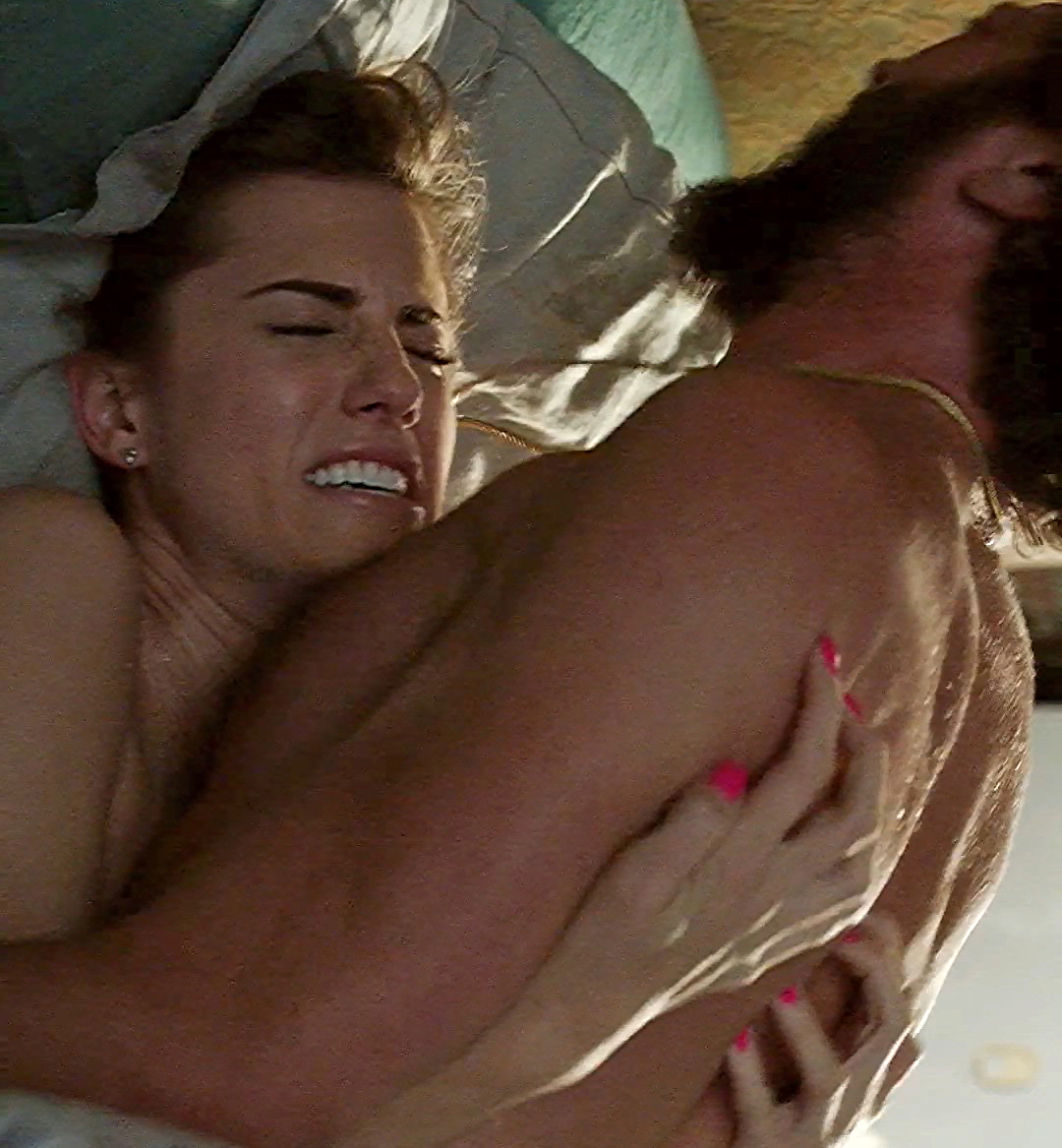 Allison Williams Porn allison williams moaning loudly as fucks in girls series