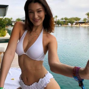 Bella Hadid Nude and Hot Photos & Porn Video [2021] 31