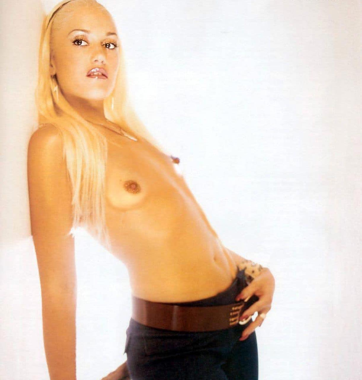 stefani porn Gwen pussy