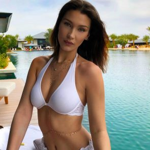 Bella Hadid Nude and Hot Photos & Porn Video [2021] 30