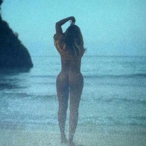 Beyonce nude butt
