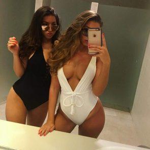 Zara McDermott leaked pic
