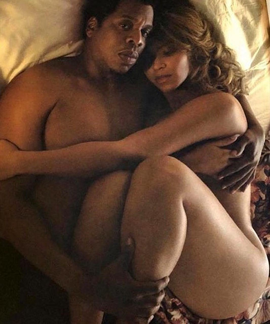 Be. This beyonce nude ass
