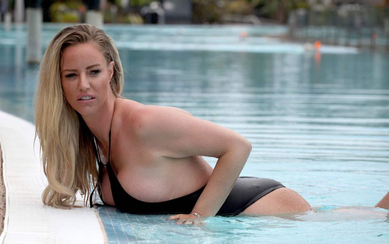 Watch Danielle mason tits video