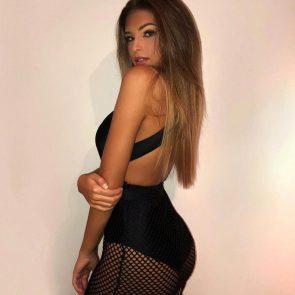 Zara McDermott ass leaked
