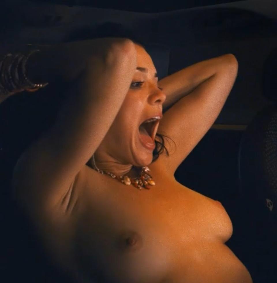 Senseless. nude american scene cobrin reunion ali think, that