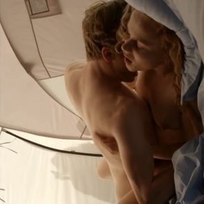 Amy Lennox Nude Sex Scene In Wrong Turn Movie