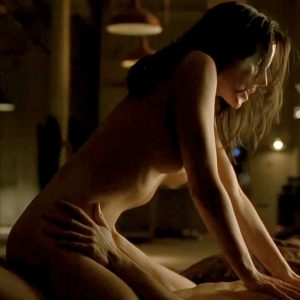 Anna Silk Rides A Guy In Lost Girl Series
