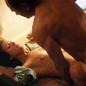 Anna Maria Monticelli Nude Forced Sex Scene from 'Smash Palace'