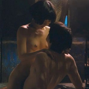 Doona Bae Rides A Gay In Cloud Atlas Movie